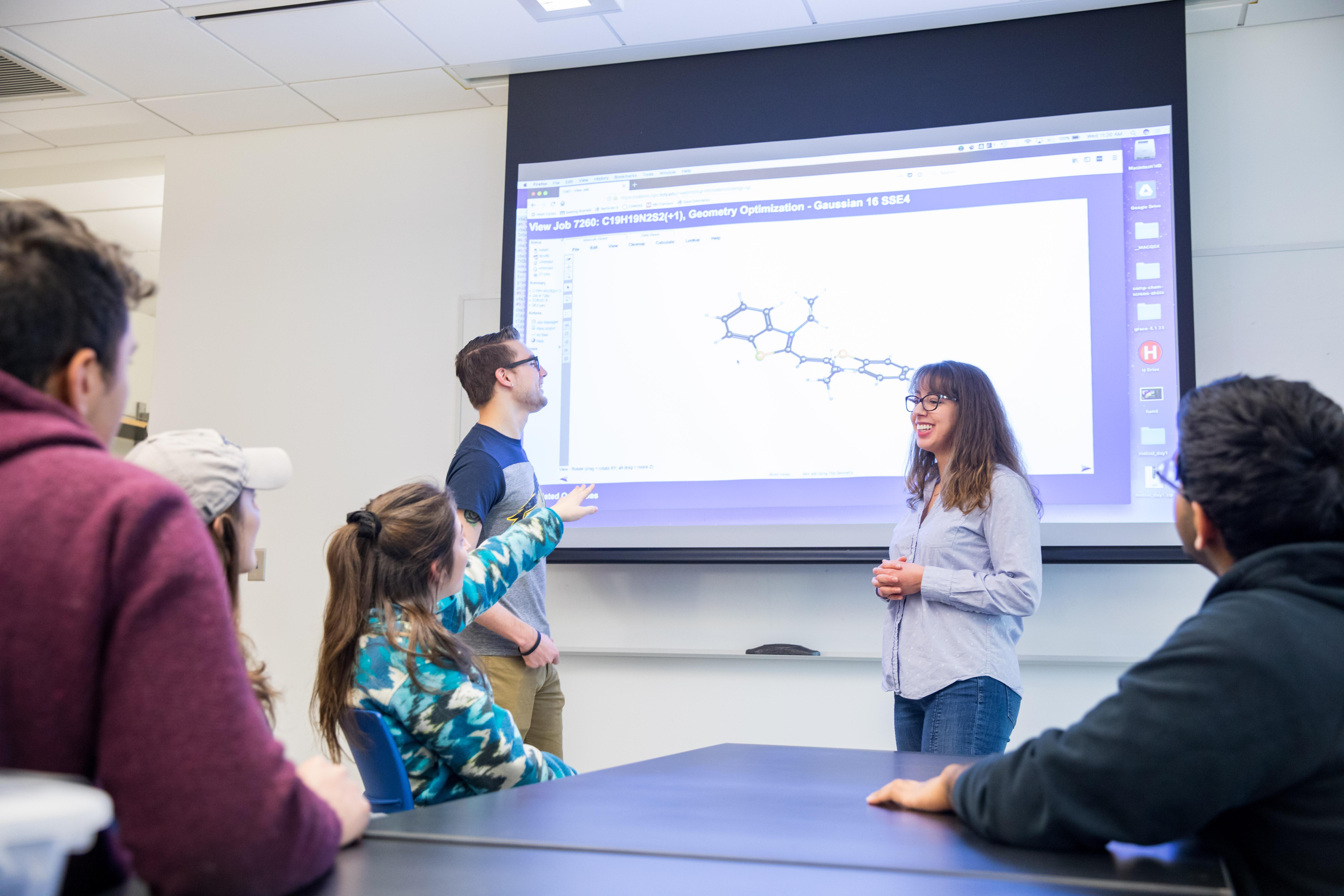 Chemistry Secondary Education Degree Program